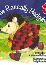 The Rascally Hedgehog @ REAL NZ Books