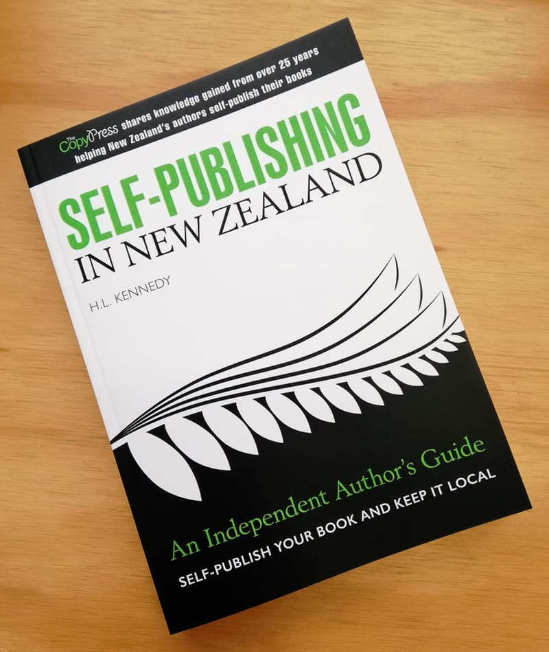 Self-Publishing in New Zealand