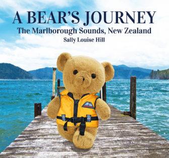 A Bear's Journey, Marlborough Sounds, New Zealand