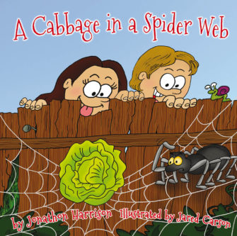A Cabbage In A Spiderweb