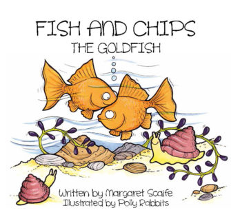 Fish And Chips The Goldfish