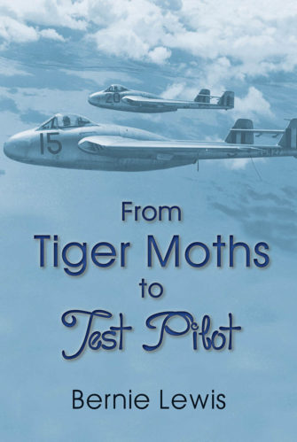 From Tiger Moths To Test Pilot