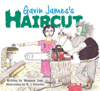Gavin James's Haircut