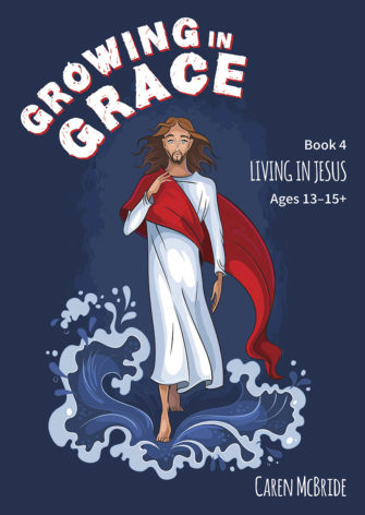 Growing In Grace – Book 4
