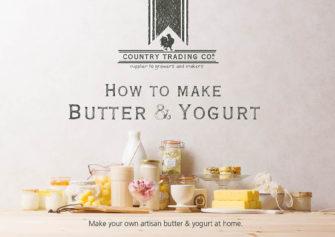 How To Make Butter & Yogurt