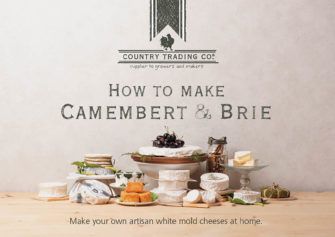 How To Make Camembert & Brie
