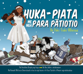 Huka-Piata Me Ngā Para Pātiotio
