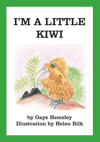 I'm A Little Kiwi (Book & CD)
