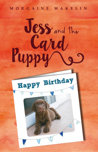 Jess And The Card Puppy