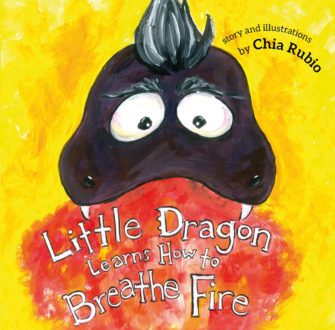 Little Dragon Learns How To Breathe Fire