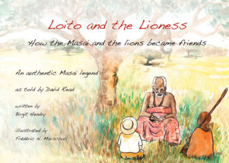 Loito And The Lioness