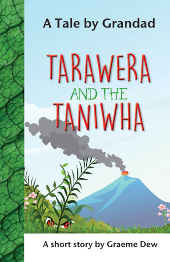 Tarawera And The Taniwha