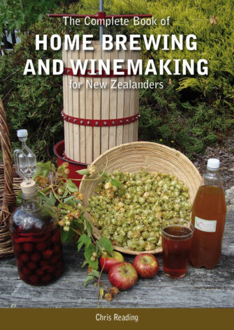 The Complete Book Of Home Brewing And Winemaking For New Zealanders.