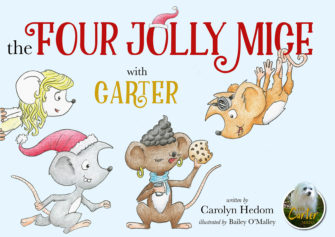 The Four Jolly Mice With Carter