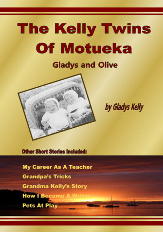 The Kelly Twins Of Motueka – Gladys And Olive