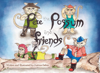 Pete The Possum And Friends