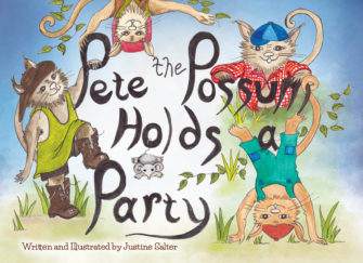 Pete The Possum Holds A Party