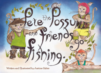 Pete The Possum And Friends Go Fishing