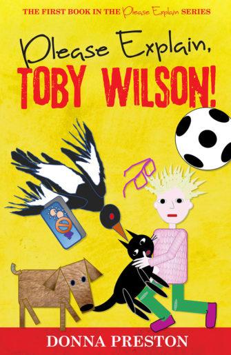 Please Explain, Toby Wilson!