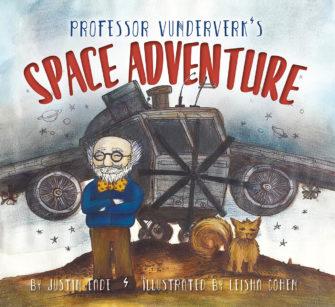 Professor Vunderverk's Space Adventure