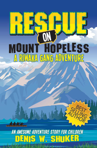 Rescue On Mount Hopeless