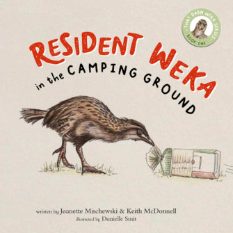 Resident Weka In The Camping Ground