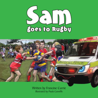 Sam Goes To Rugby