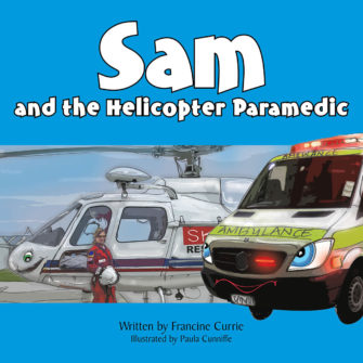 Sam And The Helicopter Paramedic