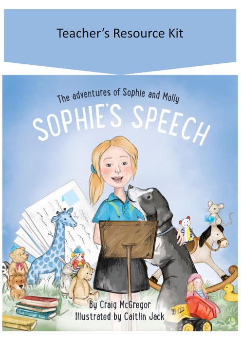 Sophies Speech Teachers Kit