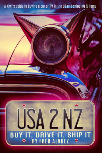 USA 2 NZ: BUY IT, DRIVE IT, SHIP IT
