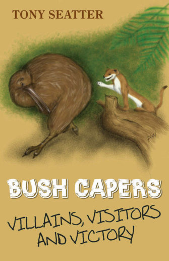 Villains, Visitors And Victory – Book One In The Bush Capers Series