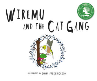 Wiremu And The Cat Gang