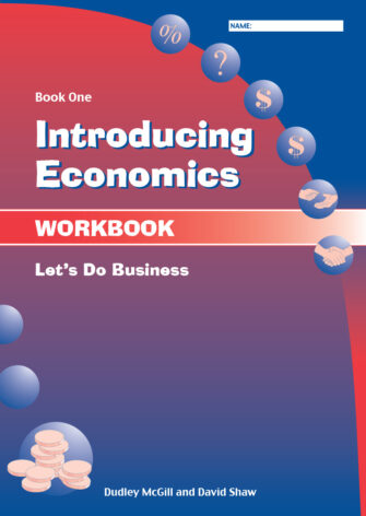 Years 9 And 10 Economics: Let's Do Business