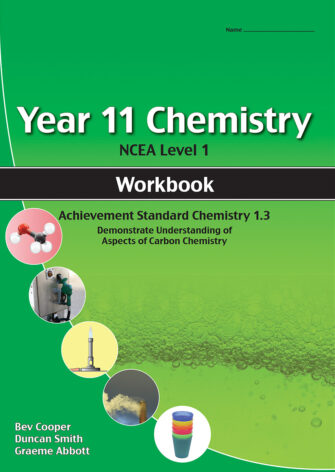 Year 11 Chemistry: Carbon Chemistry 1.3