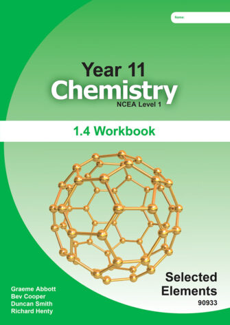 Year 11 Chemistry: Selected Elements