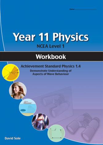 Year 11 Physics: Wave Behaviour 1.4