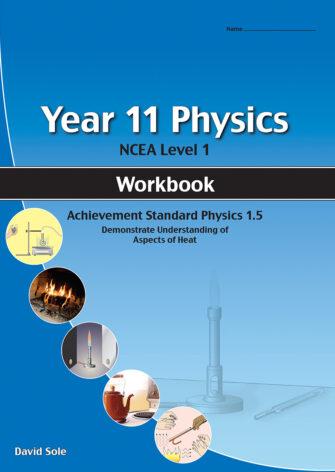 Year 11 Physics: Heat 1.5