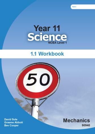 Year 11 Science: Mechanics 1.1