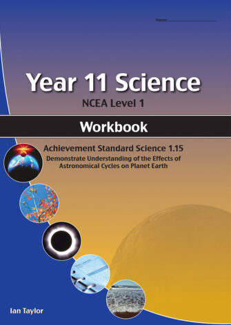 Year 11 Science: Astronomy 1.15