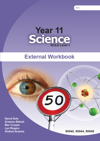 Year 11 Science: External Workbook