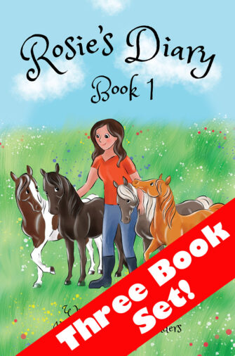 Rosie's Diary: Three Book Set