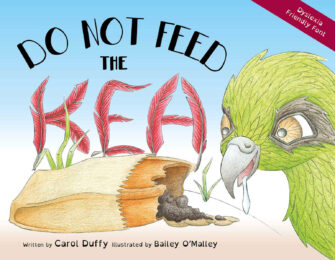 Do Not Feed The Kea