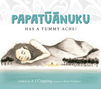 Papatūānuku Has A Tummy Ache