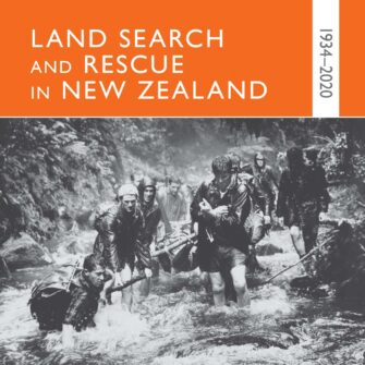 Land Search And Rescue In New Zealand