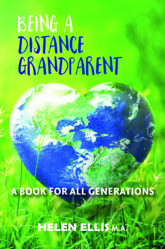 Being A Distance Grandparent – A Book For ALL Generations