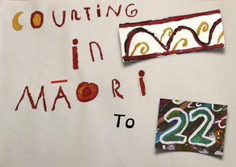 Counting In Maori To 22