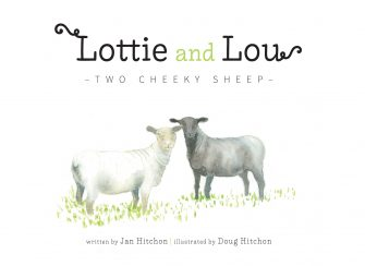 Lottie And Lou: Two Cheeky Sheep