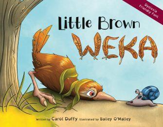 Little Brown Weka